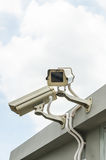 CCTV Camera Royalty Free Stock Photos