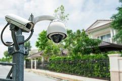 CCTV Camera Royalty Free Stock Image