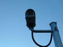 CCTV. Camera for recording events Royalty Free Stock Image