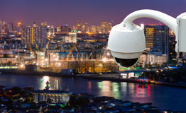 CCTV Camera Royalty Free Stock Images