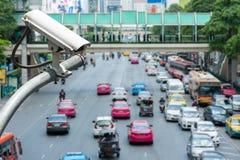 CCTV Camera stock photo