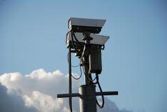 CCTV cameras, England Stock Images