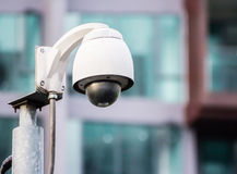 CCTV in the city Stock Photos
