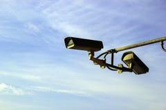 CCTV control camera Stock Photography