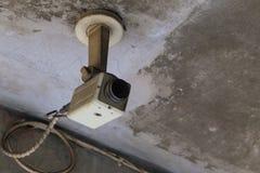 CCTV da câmara de segurança Imagem de Stock Royalty Free