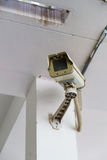 CCTV de la cámara de seguridad Imágenes de archivo libres de regalías
