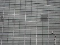 CCTV an einem Wohngebäude Stockfoto