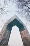 CCTV Headquarters Stock Photo