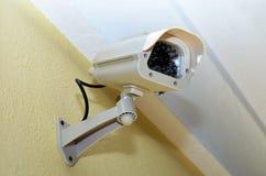 CCTV kamera Fotografia Stock