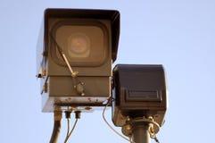 CCTV kamera zdjęcie royalty free