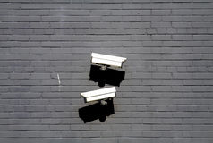Cctv-Kamera Stockfotografie