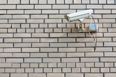 CCTV kamera bezpieczeństwa Zdjęcia Royalty Free