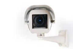 Cctv-Kamera im Gehäuse Lizenzfreies Stockbild