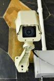 Cctv-Kamera L Lizenzfreie Stockbilder