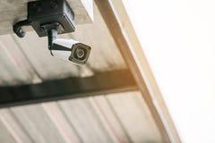 Cctv-kameror Arkivbilder