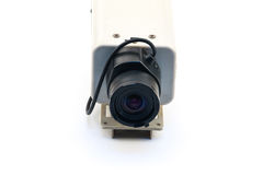 Cctv-kameror Royaltyfria Bilder