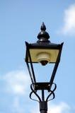 Cctv kamery bezpieczeństwa kamuflaż jako latarnia uliczna Zdjęcie Stock