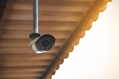 CCTV kamery ochrony ochrony technologia Zdjęcie Stock