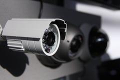 CCTV ochrony cams obrazy royalty free