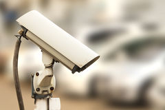 CCTV Royalty Free Stock Photography