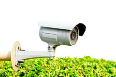 CCTV records Royalty Free Stock Image