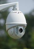 CCTV round camera Stock Photos