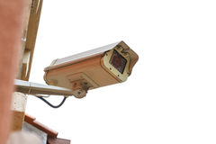 The CCTV. Stock Images