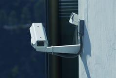 CCTV Security Camera Royalty Free Stock Image