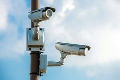 CCTV Royalty Free Stock Image