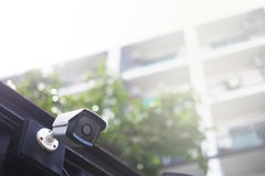Cctv security camera Stock Photography