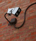 CCTV security camera Royalty Free Stock Photography