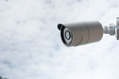 CCTV Security Camera Stock Image