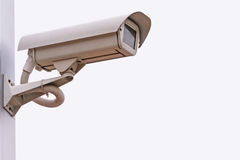 CCTV security camera Royalty Free Stock Photos