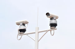 cctv security cameras Stock Images