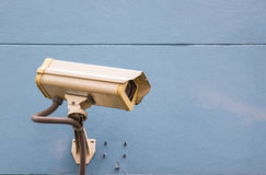 CCTV for security Royalty Free Stock Images