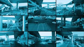 CCTV stock video