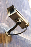 CCTV Surveillance cam Royalty Free Stock Image