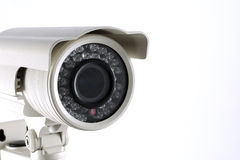 CCTV Surveillance Camera Stock Image