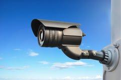 CCTV or surveillance camera Stock Photo