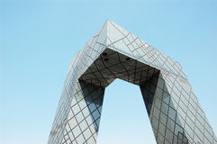 Cctv tower Stock Photography