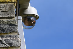 CCTV video surveillance camera Royalty Free Stock Images