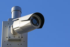 CCtv video surveillance camera Royalty Free Stock Photography
