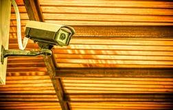 CCTV w fabryce Zdjęcie Stock