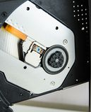Cd或dvd驱动装置 免版税库存图片