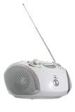 CD播放器便携式 免版税库存图片