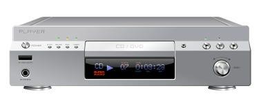 CD播放器 免版税库存图片