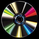 CD的例证 免版税库存照片