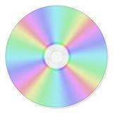 CD的光盘 库存图片