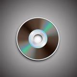 CD的光盘dvd 计算机盘 现实图象 图库摄影