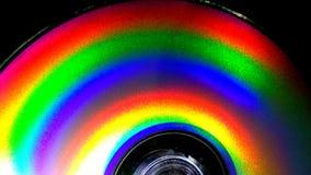 CD的反射 免版税库存照片
